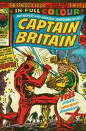 Captain Britain Vol. 1 (1976-1977) (Grapa) #2