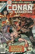 Conan The Barbarian Annuals (1973-1987) (Grapa, 48 págs.) #2