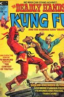 Deadly Hands of Kung Fu Vol 1 (Comic-Book b/w) #9