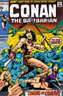 Conan The Barbarian (1970-1993) (Comic Book 32 pp) #1
