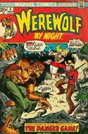 Werewolf by Night Vol 1 (Comic Book) #4