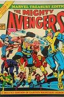 "Marvel Treasury Edition (Formato tabloide 10"" x 14"") #7"