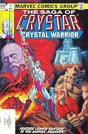 Saga of Crystar, Crystal Warrior (Comic-Book) #1