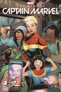 The Mighty Captain Marvel (2017-) (Comic-book) #2