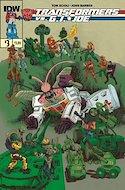 Transformers vs G.I.Joe (Comic Book 24 pp) #3
