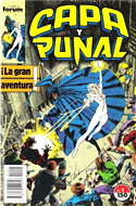 Capa y Puñal Vol. 1 / Marvel Two in One: Capa y Puñal & La Cosa (1989-1991) (Grapa 24-64 pp) #1