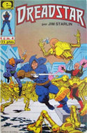 Dreadstar Vol. 1 (Grapa. 17x26. Color. (1985).) #4