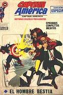 Capitán América Vol. 1 (Rústica. 1969-1974) #8