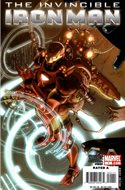 The Invincible Iron Man (Vol. 1 2008-2012) (Comic Book) #1