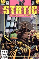 Static (Comic Book) #4