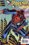 Spiderman 2099 Vol. 2 (1996-1997) (Grapa 24 pp) #9