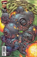 Battle Chasers (1998-2001 Variant Cover) (Comic Book) #4.1