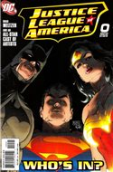 Justice League of America Vol. 2 (2006-2011) (Comic Book) #0
