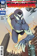 Sideways (Comic Book) #1