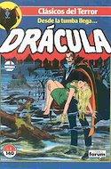 Clásicos del Terror: Drácula (1988-1989) (Grapa 32-68 pp) #1