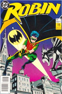 Robin (1991) (Grapa, 24 páginas (1991)) #7