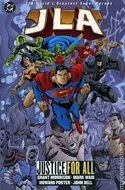 JLA Vol. 1 (1997-2006 Variant Cover) (Softcover) #5