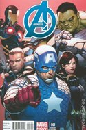 Avengers Vol. 5 (2013-2015 Variant Covers) (Comic Book) #1.1
