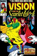 The Vision and The Scarlet Witch Vol. 2 (1985-1986) (Comic-book) #1