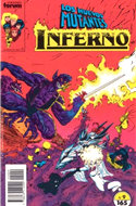 Inferno (1989-1991) (Grapa. 17x26. 32 páginas. Color.) #9