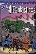 Biblioteca Marvel: Los 4 Fantásticos (1999-2001) (Rústica 160 pp) #3