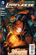 Larfleeze (2013-2014). The New 52 (Grapa) #4