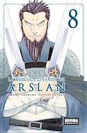 La heroica leyenda de Arslan (Rústica con sobrecubierta) #8