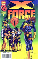 X-Force Vol. 2 (1996-2000) (Grapa 24 pp) #1