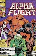 Alpha Flight (Vol. 1) (Retapado Rústica) #0