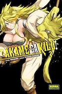Akame ga Kill! (Rústica con sobrecubierta) #3