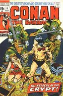 Conan The Barbarian (1970-1993) (Comic Book 32 pp) #8