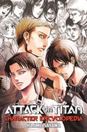 Attack on Titan Character Encyclopedia (Softcover 176 pp) #