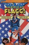 American Flagg! (Comic book) #1