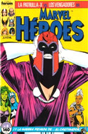 Marvel Héroes (Grapa 32 pp) #8