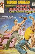 Relatos salvajes. Artes marciales Judo - Kárate - Kung Fu (1975-1979) (Rústica 52-68 pp) #7