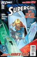 Supergirl Vol. 6 (2011-2015) (Comic Book) #4
