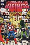 El Guantelete del Infinito (1992-1993) (Rústica. 17x26. 48 páginas. Color.) #2