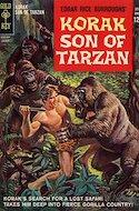 Korak Son of Tarzan / The Tarzan Family (Comic-book. 32 pp) #1