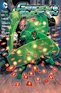 Green Lantern. Nuevo Universo DC / Hal Jordan y los Green Lantern Corps. Renacimiento (Grapa) #25