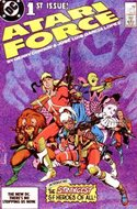 Atari Force (Grapa) #1