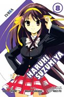 Haruhi Suzumiya (Rústica con sobrecubierta) #8