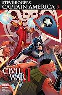 Captain America: Steve Rogers (Comic Book) #5