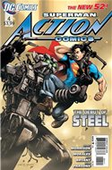 Action Comics Vol. 2 (2011-2016) (Grapa) #4