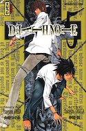 Death Note (Rústica con sobrecubierta) #5