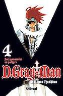 D.Gray-Man (Rústica con sobrecubierta) #4
