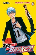 Kuroko no Basket (Rústica con sobrecubierta) #5