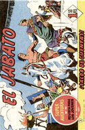 El Jabato. Super aventuras (Grapa 12 pp) #5