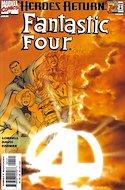 Fantastic Four Vol. 3 (1998-2012 Variant Cover) (Comic Book) #1