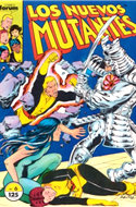 Los Nuevos Mutantes Vol. 1 (1986-1990) (Grapa 32-64 pp) #6
