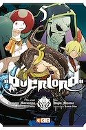 Overlord (Rústica con sobrecubierta) #5